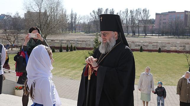 Архиепископ Брестский и Кобринский Иоанн. Фото Брестской епархии