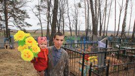 Игорь Черницкий с дочкой Софией