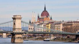 Будапешт. Фото из архива