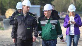 Олег Слижевский и Владимир Кравцов
