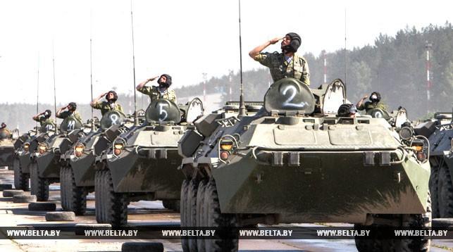 Модернизированные БТР-70МБ