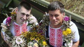 Петр и Павел Москвенковы