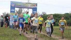 Во время благотворительного марафона