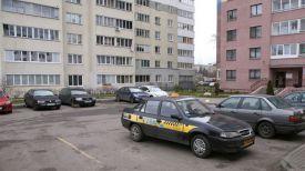 Двор в Минске. Фото из архива