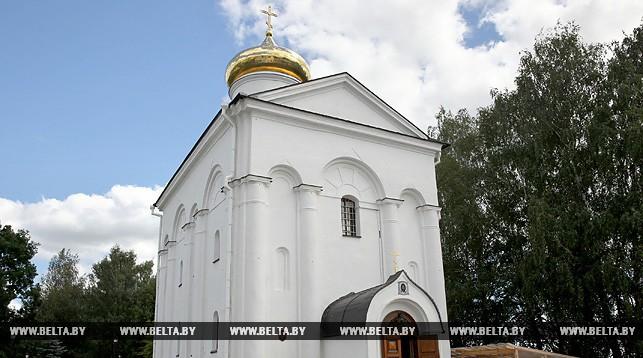 Спасо-Преображенская церковь. Фото из архива