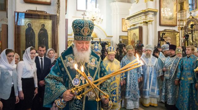 Фото пресс-службы Белорусского экзархата