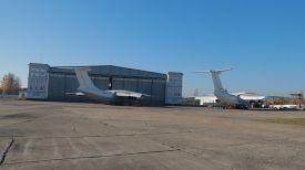 Оршанский авиаремонтный завод. Фото из архива