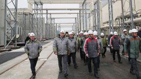 Сергей Румас во время рабочей поездки в Гродненскую область