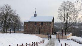 Коложская церковь. Фото из архива