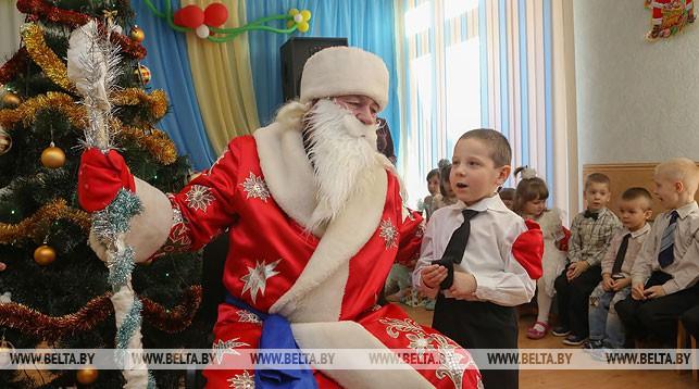 Областная профсоюзная елка соберет в Бресте более 500 детей