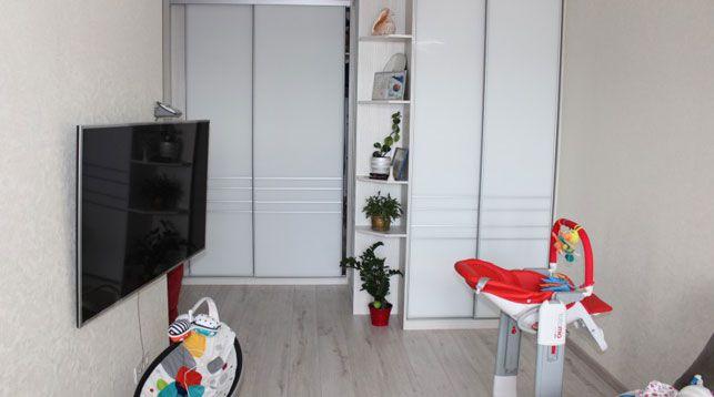 Ремонт и мебель, которые обвиняемая получила в качестве взятки от представителей коммерческой структуры. Фото СК