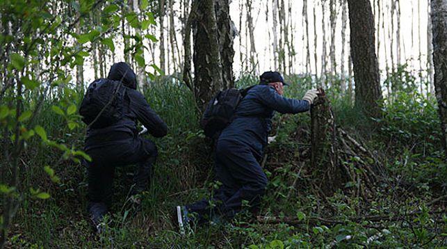 Четверо нелегалов пытались попасть в ЕС через белорусскую границу по чужим документам