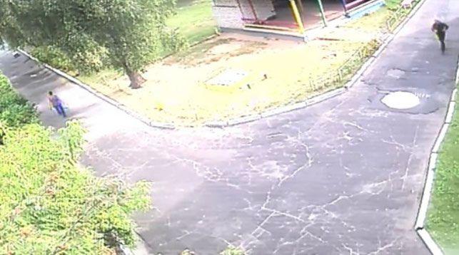 Скриншот из видео УВД Миноблисполкома