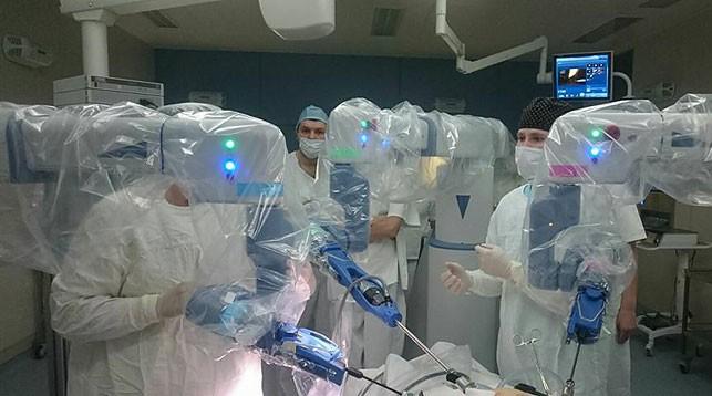 Фото с Facebook отделения хирургии РКМЦ