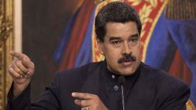 Николас Мадуро. Фото AP