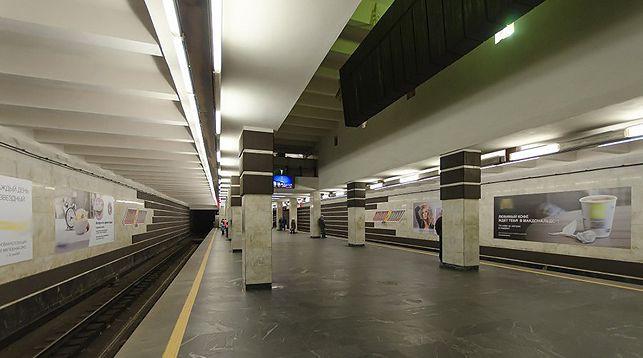 """Станция """"Немига"""". Фото Минского метрополитена"""