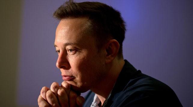 Илон Маск. Фото Bloomberg