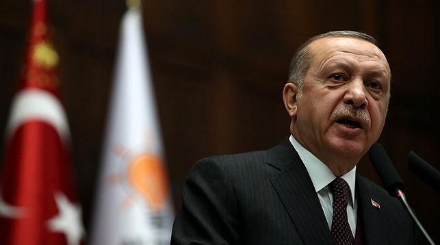 Тайип Эрдоган. Фото Reuters