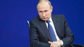 Владимир Путин. Фото AP/ТАСС