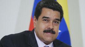 Николас Мадуро. Фото ТАСС