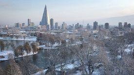 Пхеньян. Фото из архива