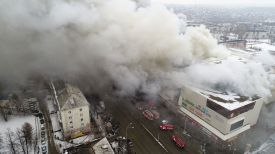 Место происшествия. Фото ТАСС