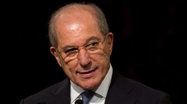 Ахмет Узюмджю. Фото Reuters