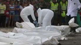 Кадр из видео Reuters/ТАСС ТВ