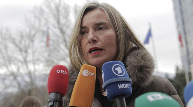 Федерика Могерини. Фото AP