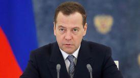 Дмитрий Медведев. Фото пресс-службы правительства РФ/ТАСС