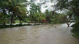 """Последствия шторма """"Альберто"""" на Кубе. Фото местных СМИ"""