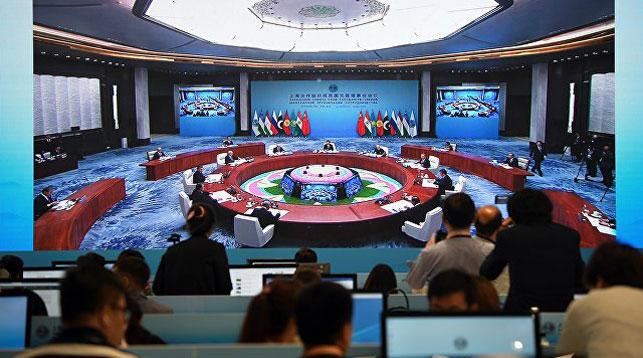 Участники саммита ШОС договорились путем модернизации усилить транзитный потенциал Евразии