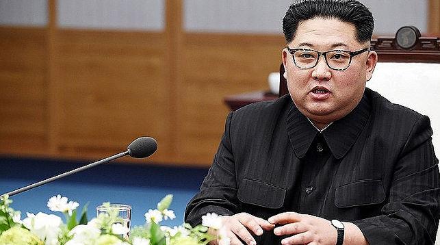 Ким Чен Ын. Фото EPA