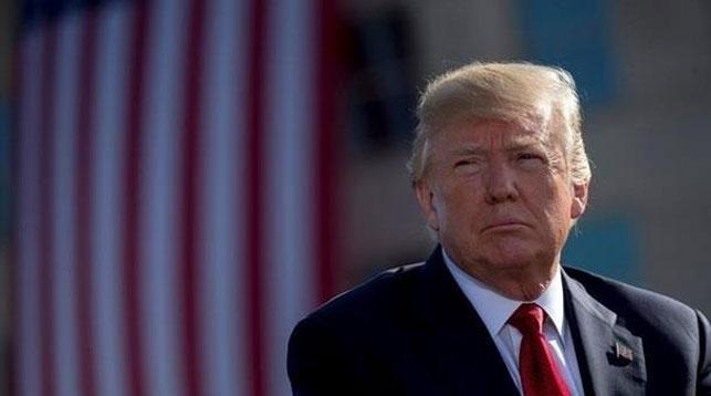 Дональд Трамп. Фото EPA