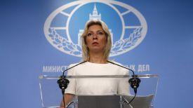 Мария Захарова. Фото EPA-EFE