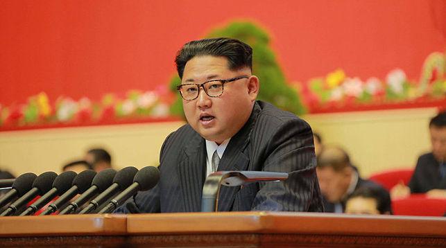 Ким Чен Ын. Фото KCNA - Getty Images