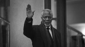 Кофи Аннан. Фото EPA-EFE