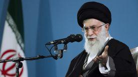 Али Хаменеи. Фото ieshua.org