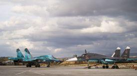 Истребители Су-34. Фото AP