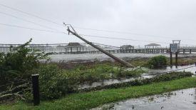 Последствия стихии. Фото US Today