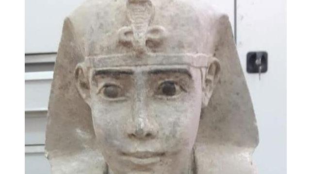 Фото из FB-аккаунта Ministry of Antiquities