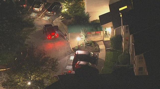 На месте происшествия. Фото NBC