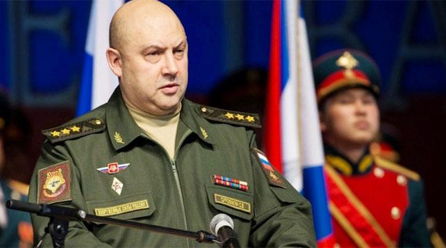 Сергей Суровикин. Фото из VK