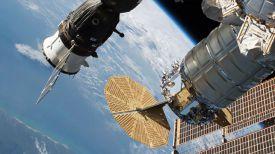 МКС. Фото НАСА