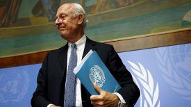 Стаффан де Мистура. Фото Reuters