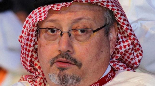Джамаль Хашкаджи. Фото EPA-EFE