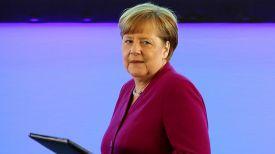 Ангела Меркель. Фото EPA