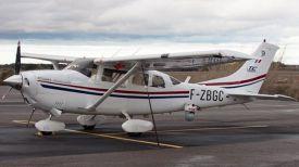 Самолет Cessna 206. Фото planespotters.net