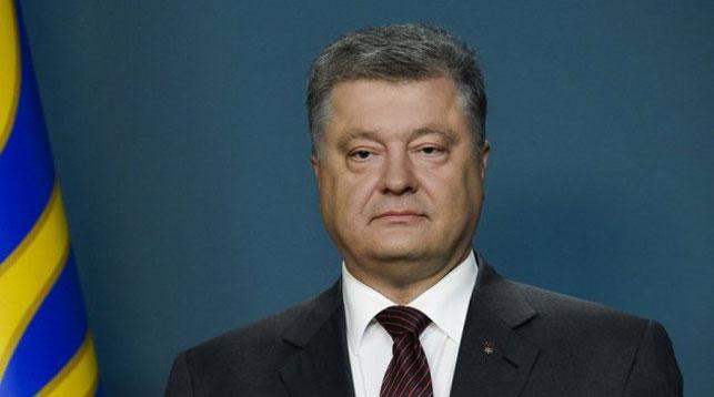 Петр Порошенко. Фото Укринформ