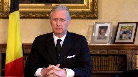 Король Бельгии Филипп. Фото AFP